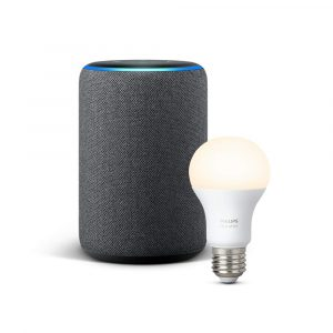 amazon echo plus con lampadina