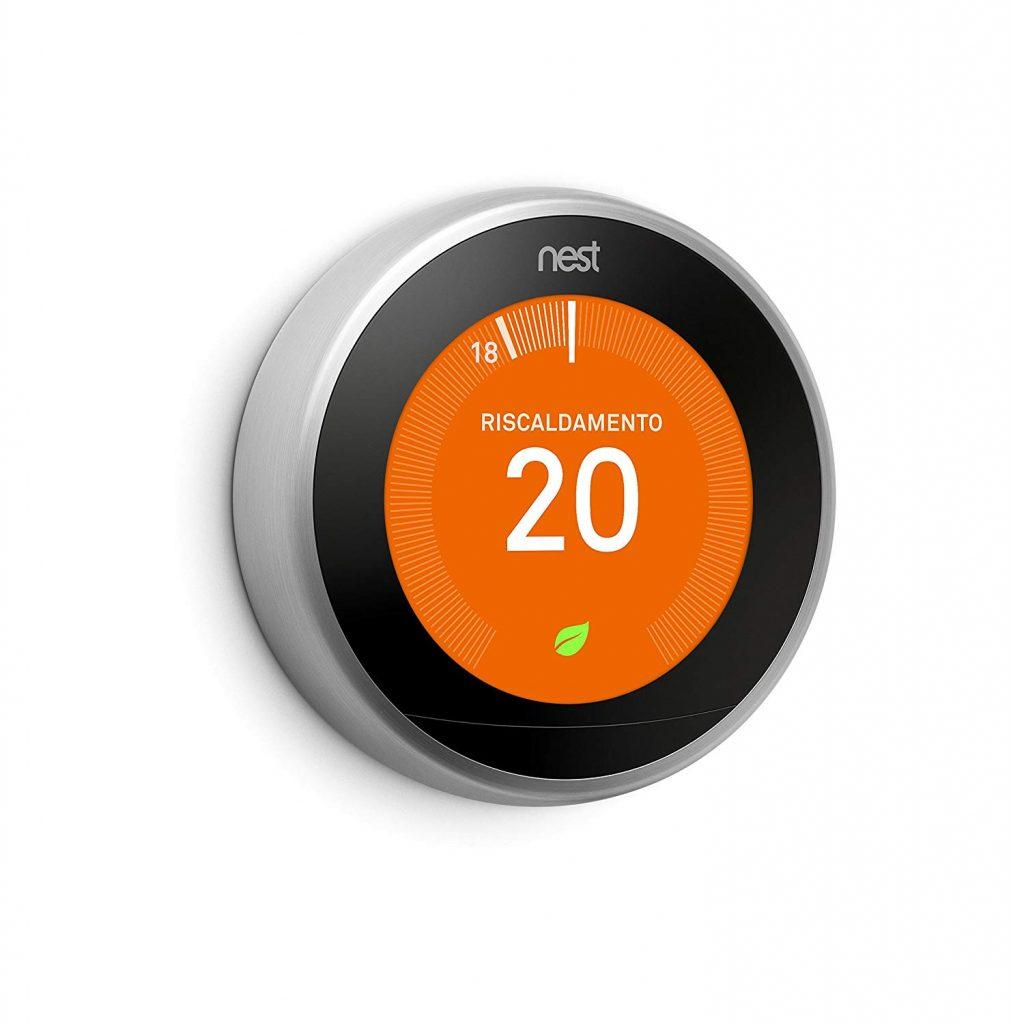 i termostati intelligenti permettono di abbattere la bolletta energetica
