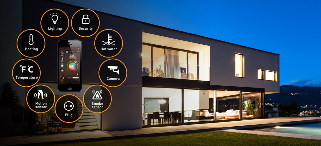 funzionalità casa smart hi tech