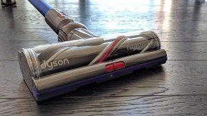 recensione dyson v11 - spazzola high torque